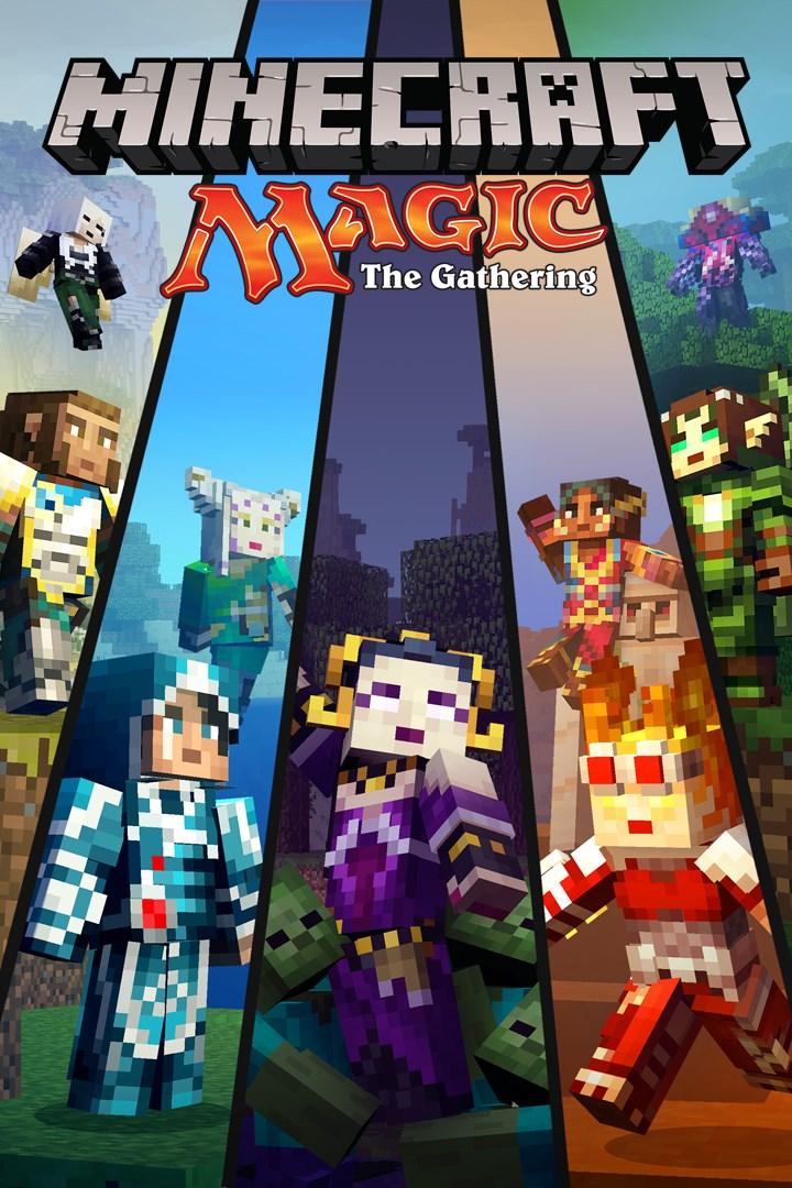 Buy Minecraft Magic: The Gathering Skin Pack - Microsoft Store