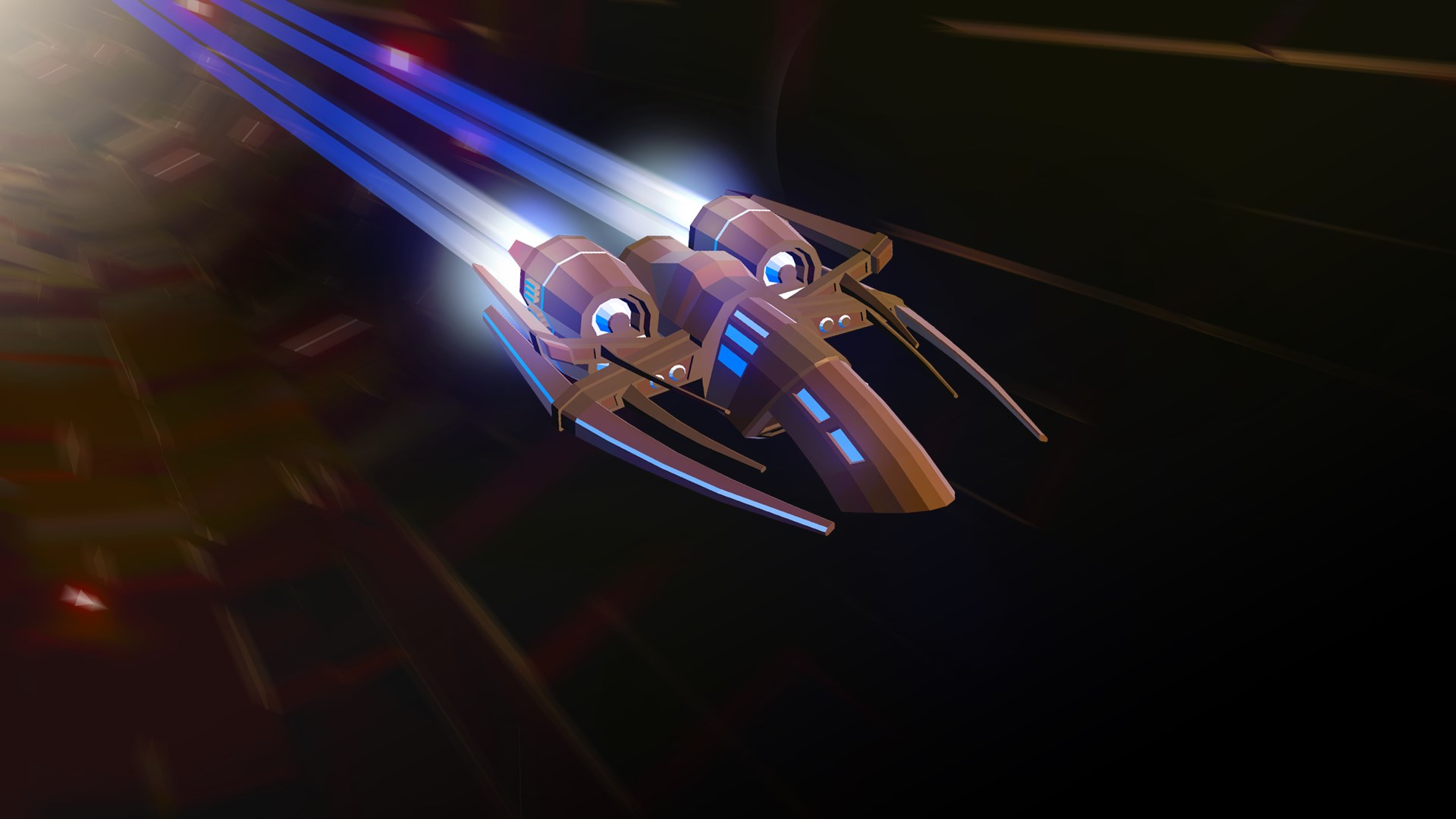 Aaero 'Phaser' Ship Skin