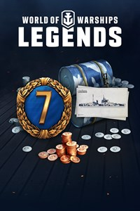 World of Warships: Legends - Combat Pack