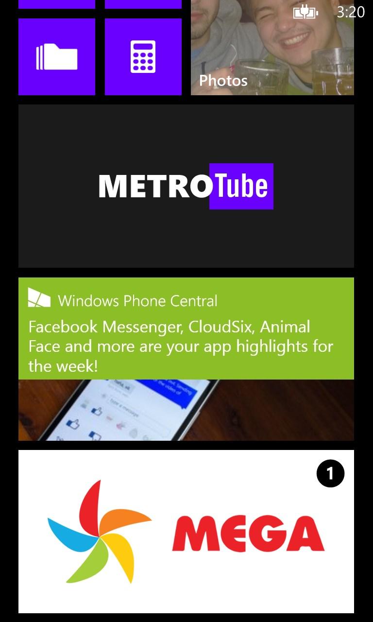 Mega App Windows