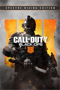 Carátula del juego Call of Duty: Black Ops 4 - Spectre Rising Edition