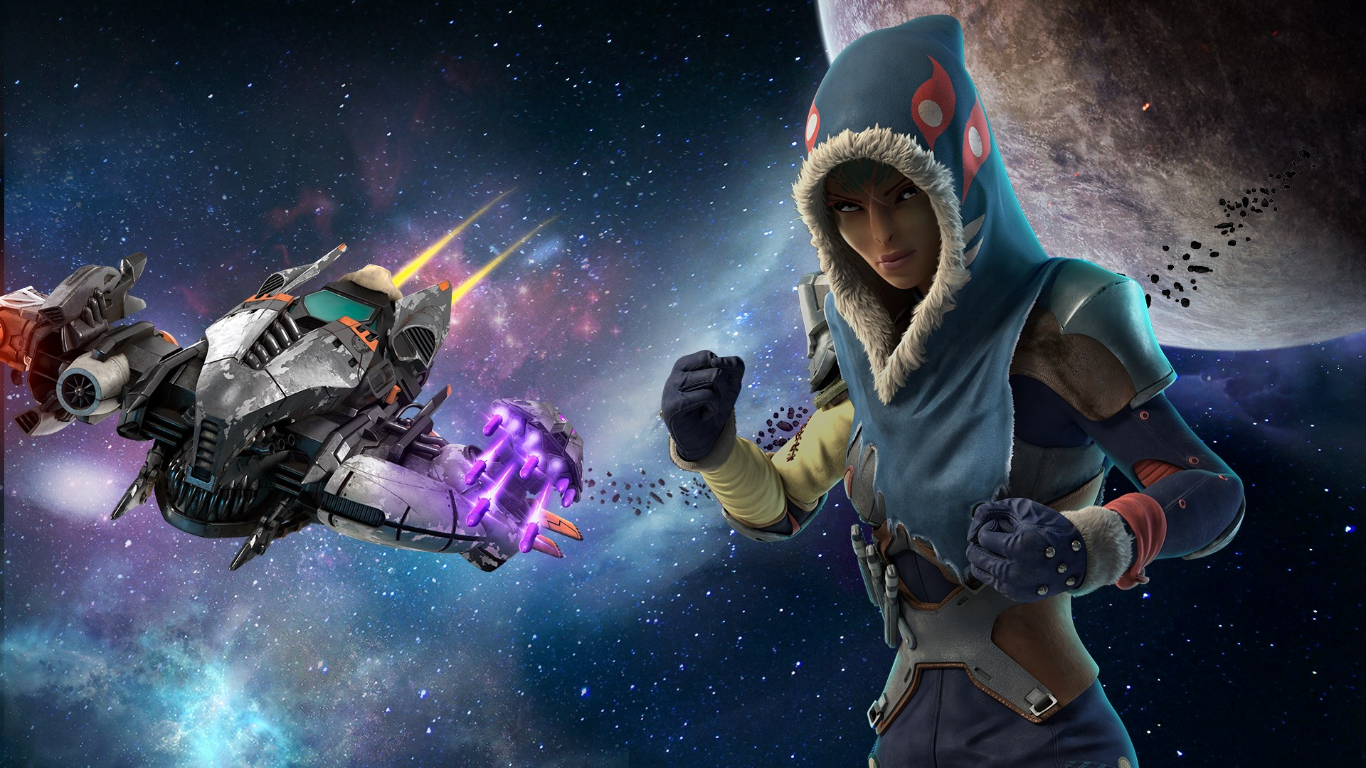 Starlink: Battle for Atlas™ - Nadir Starship Pack