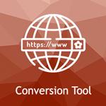 Webpage Conversion Tool Logo