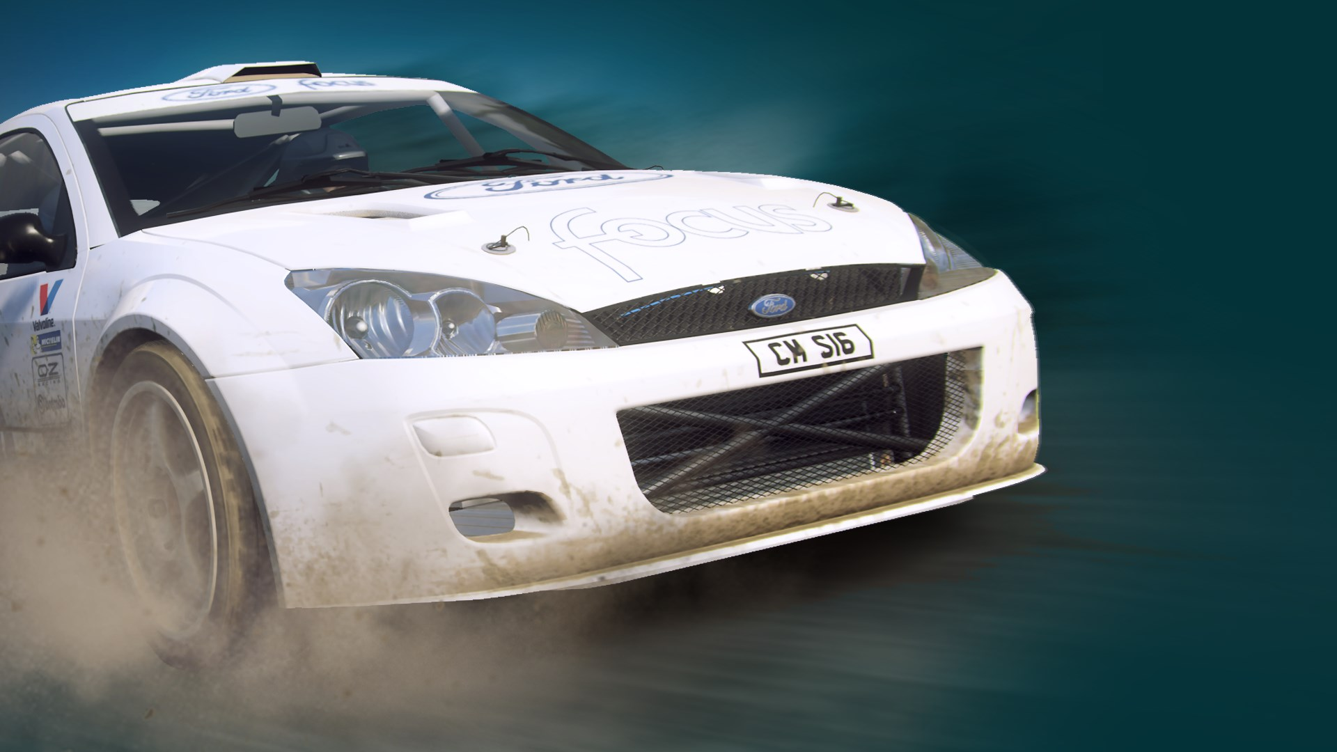 WS - Ford Focus RS Rally 2001