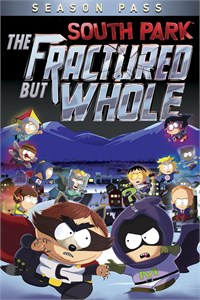 Carátula para el juego South Park: The Fractured but Whole - SEASON PASS de Xbox 360