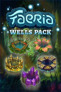 Faeria : Wells Pack