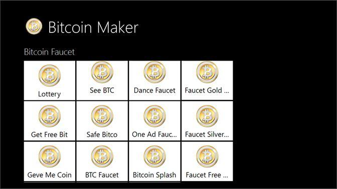 Get Bitcoin Maker - Microsoft Store en-CA