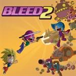 BLEED 2 Logo