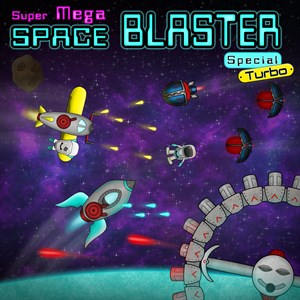 Super Mega Space Blaster Special Turbo Xbox One