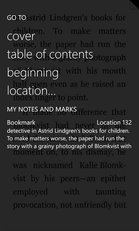 Amazon Kindle Screenshots 2
