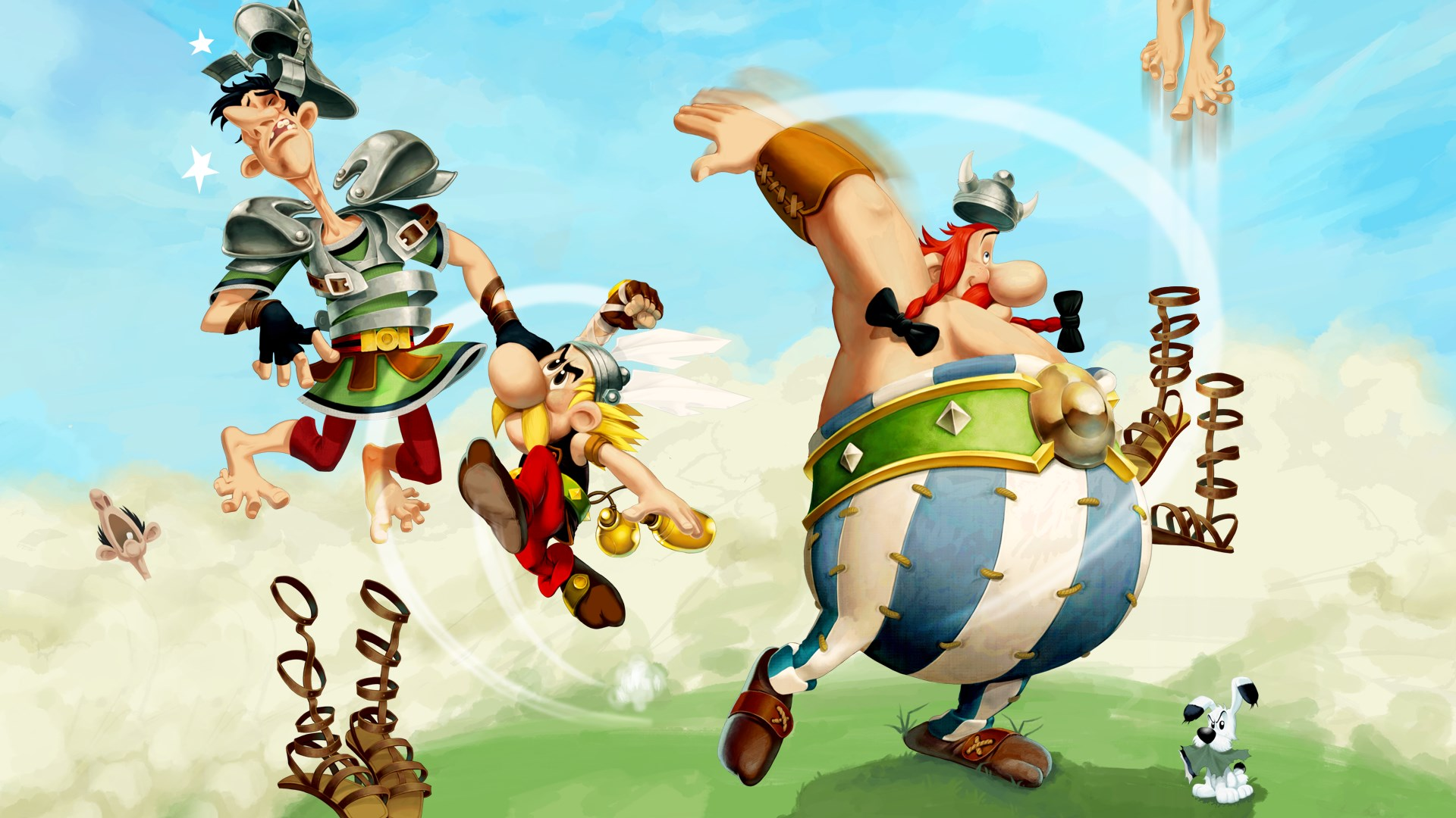 Buy Asterix Obelix Xxl 2 Microsoft Store En Gb