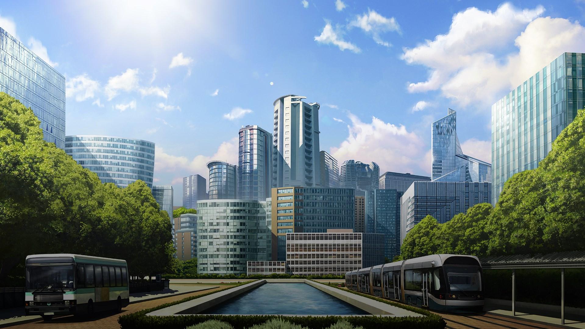 Cities: Skylines - Content Creator Pack: Modern City Center (Win 10)