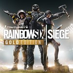 Tom Clancy's Rainbow Six® Siege Gold Edition Logo