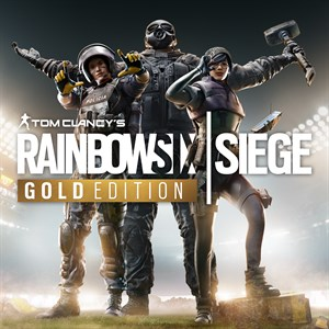 Tom Clancy's Rainbow Six® Siege Gold Edition Xbox One