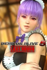 Carátula del juego DEAD OR ALIVE 5 Last Round Ayane Maid Costume