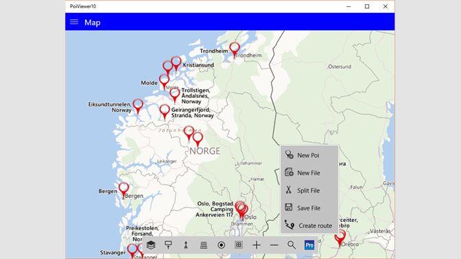 Get PoiViewer10 - Microsoft Store