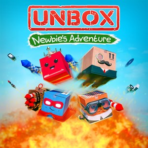 Unbox: Newbie's Adventure Xbox One