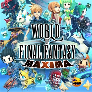 WORLD OF FINAL FANTASY MAXIMA Xbox One