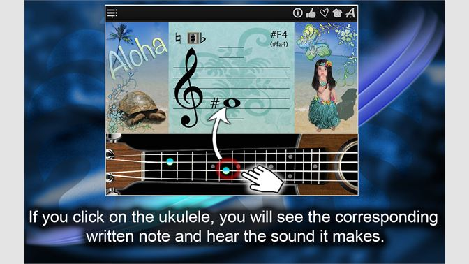 Buy Ukulele Notes Finder - Microsoft Store en-AM