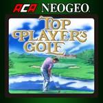 ACA NEOGEO TOP PLAYERS GOLF Logo