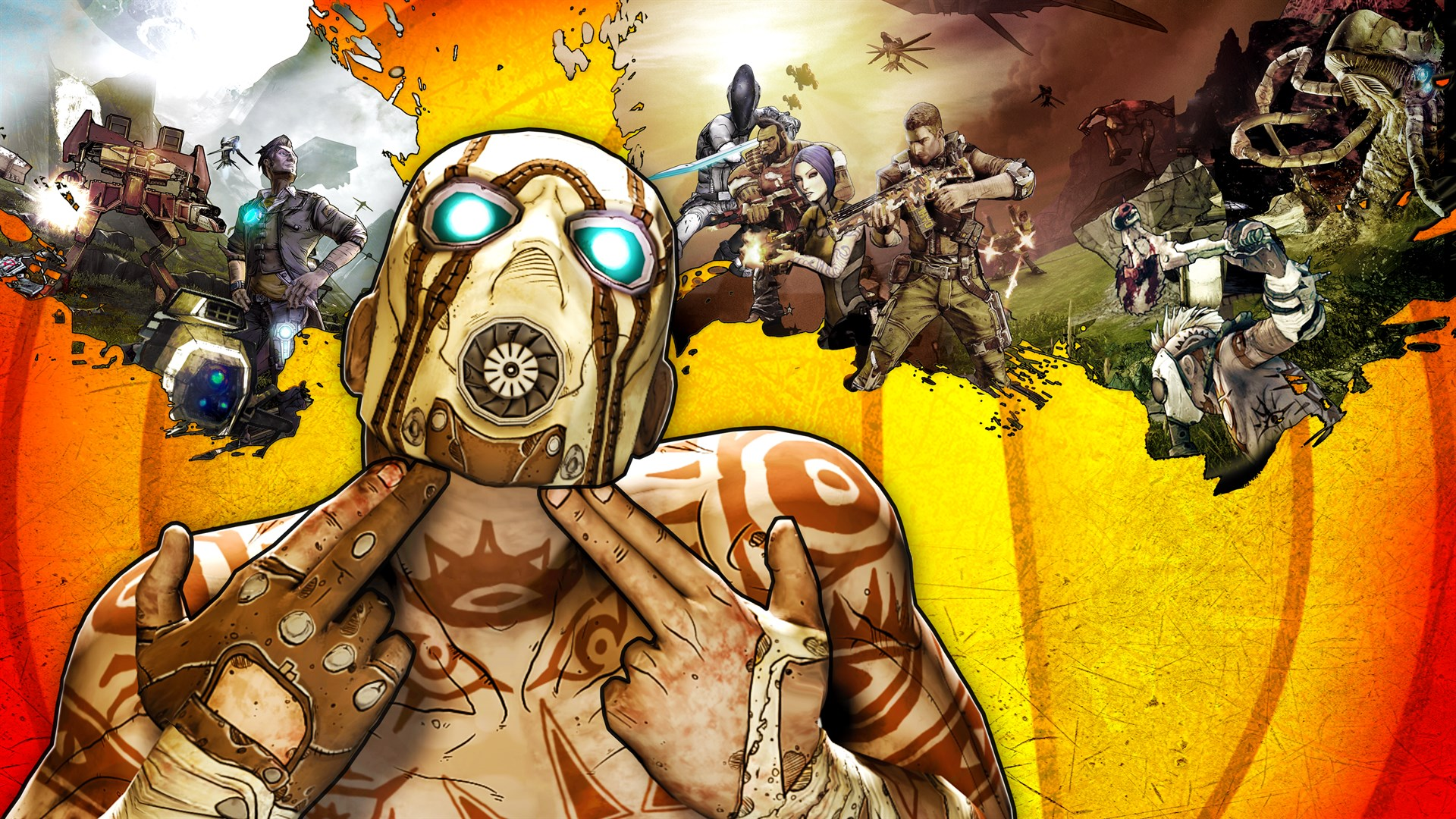 Borderlands 2 Ultra HD Texture Pack