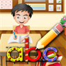 Kids Learn to Write Letters Draw Numbers and Words