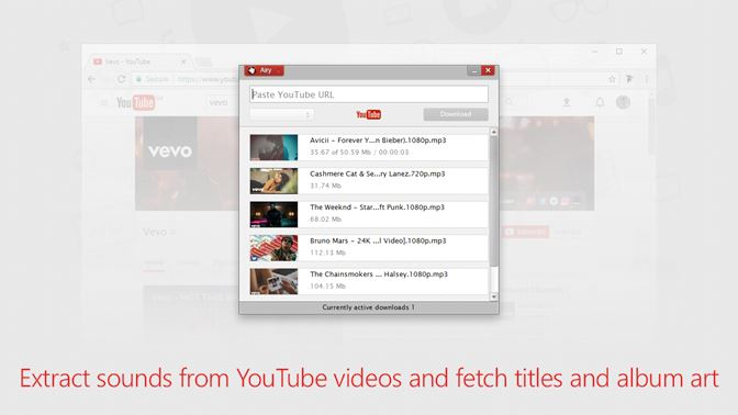 Buy Airy Video & MP3 Music Downloader for Youtube - Microsoft Store