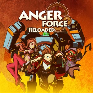 AngerForce:Reloaded Xbox One