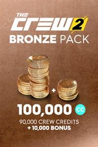 Pacote de Créditos Crew Bronze para The Crew 2