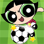 Cartoon Football Cup