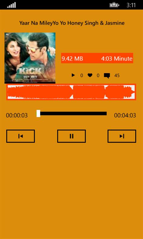 Mp3 Download Unlimited Screenshots 2