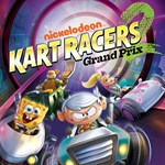 Nickelodeon Kart Racers 2: Grand Prix Logo