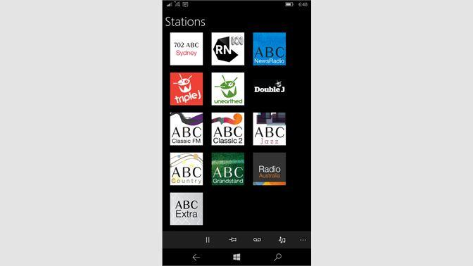 Get ABC Radio FTW! - Microsoft Store en-AU