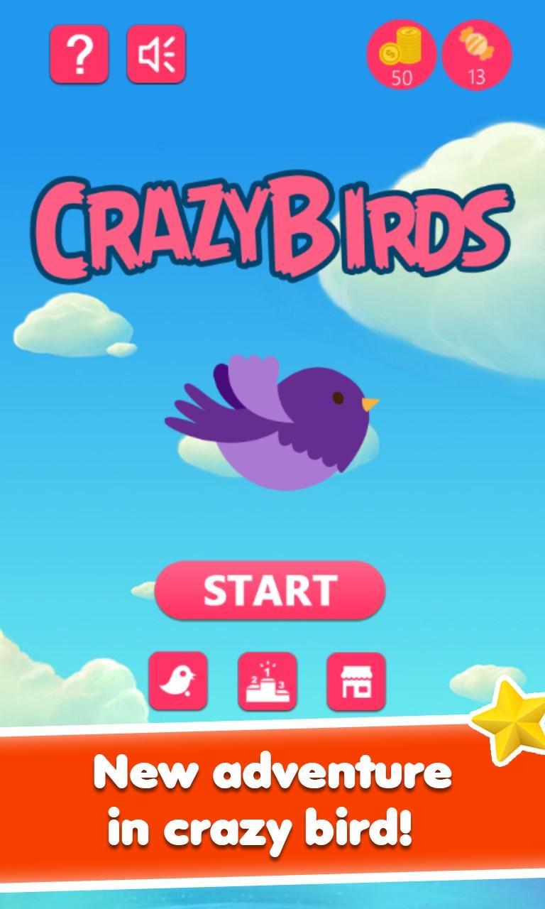 Crazy Bird!