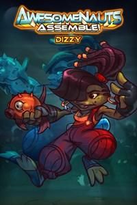 Dizzy - Awesomenauts Assemble! Character