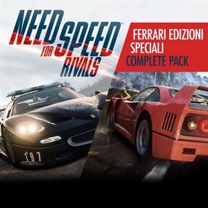 Need for Speed™ Rivals Ferrari Edizioni Speciali Complete Pack Xbox One