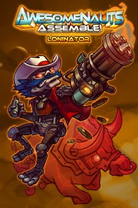 Carátula del juego Loninator - Awesomenauts Assemble! Skin