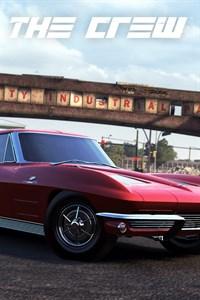 Chevrolet Corvette C2 Car Shipment