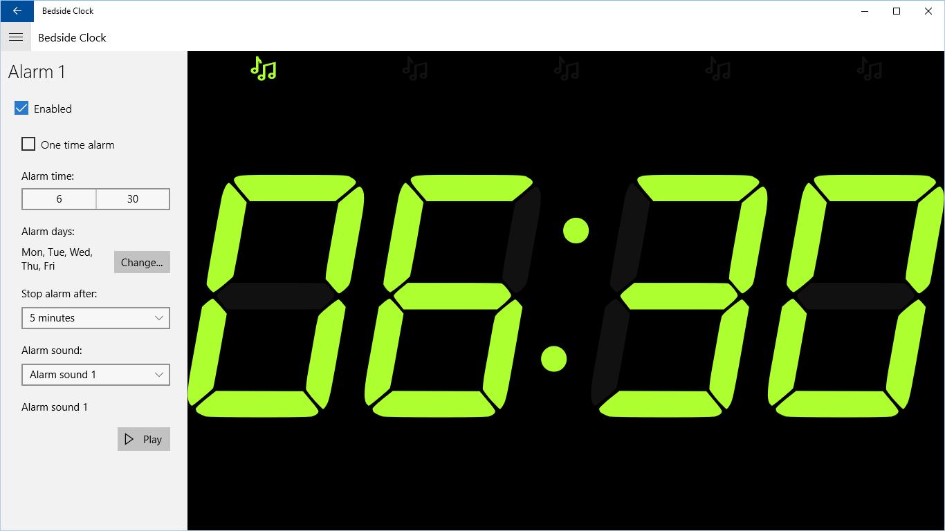 Bigclock выглядят как огромные настенные часы в офисах, школах.