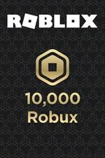Buy 10 000 Robux For Xbox Microsoft Store En In