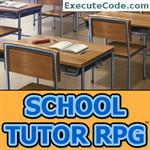 School Tutor RPG (By ExecuteCode.com) (Windows 10 Version) Logo