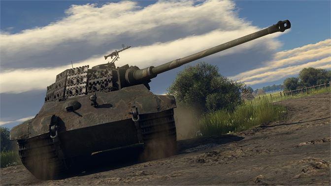 Buy War Thunder - King Tiger Pack - Microsoft Store