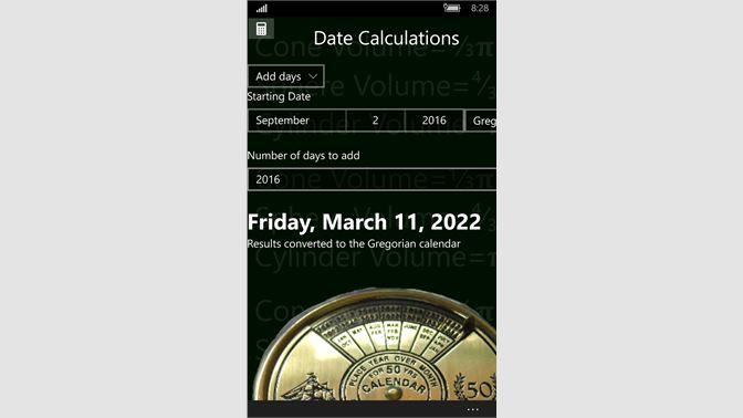 Hvor længe har du været dating kalkulator