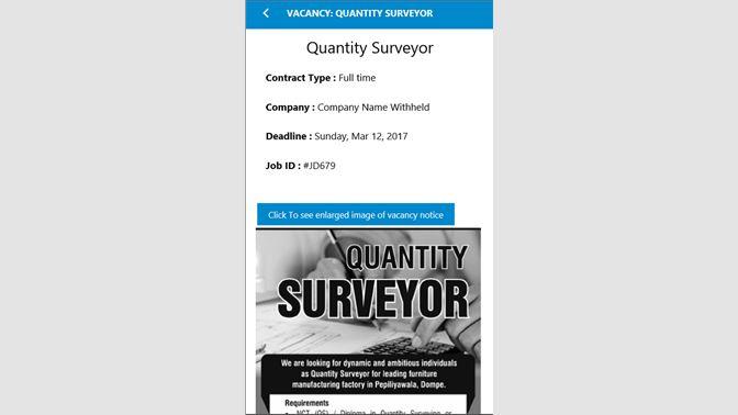 Get observerjobs - Microsoft Store en-LK