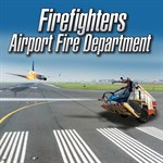 Firefighters: Airport Fire Department Logo