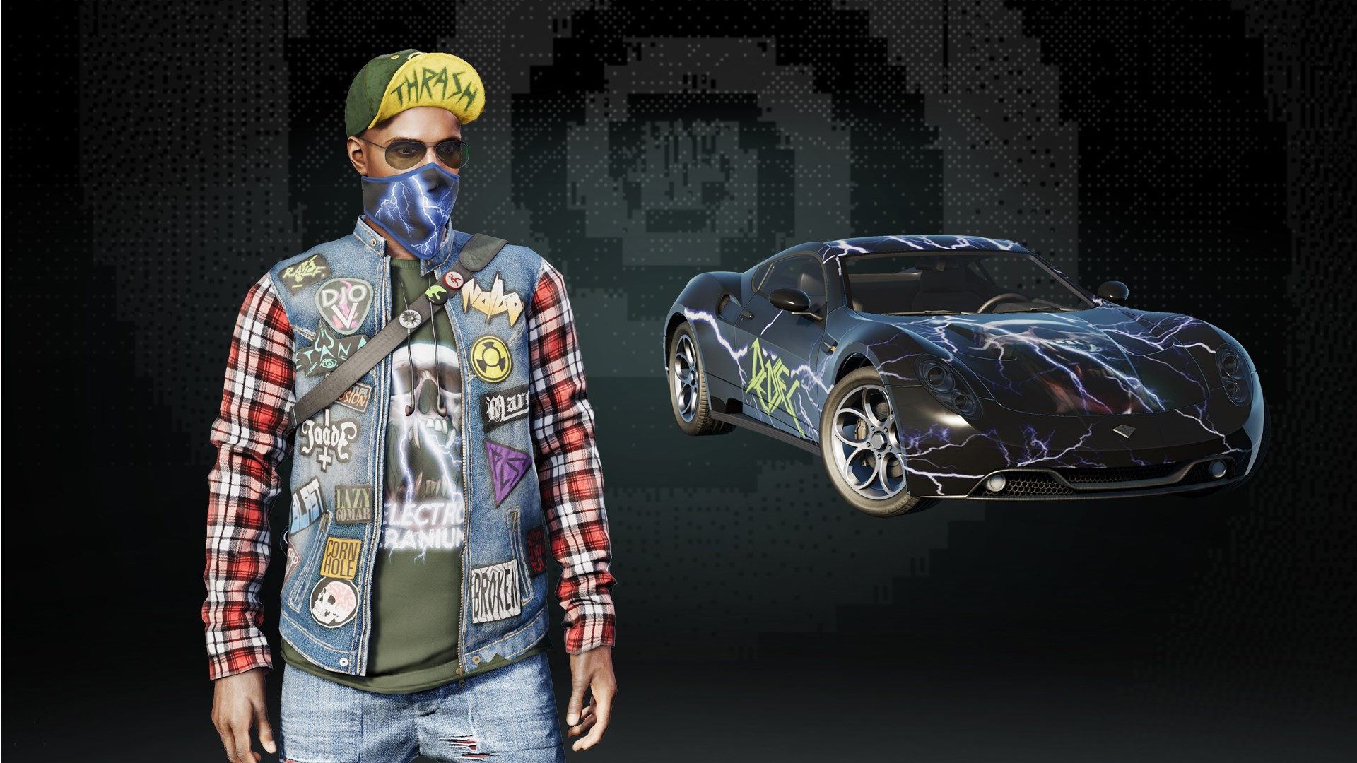 Watch Dogs®2 - BAY-AREA-THRASH-PACK