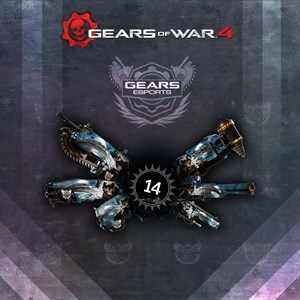 Reaper Weapon Set Xbox One