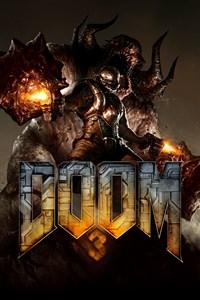 Carátula para el juego DOOM 3 de Xbox 360