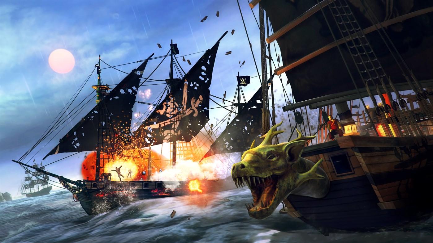 Under the Jolly Roger ofrece intensas batallas navales en consolas Xbox 2