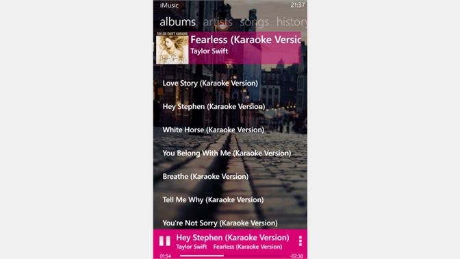 Get Music player - Microsoft Store en-is